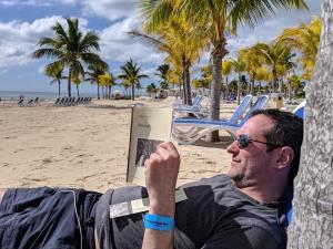 lecteur anonyme d'Animalis en direct des Bahamas 29-01-2019