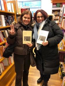 En quête d'Animalis à la librairie, 21.11.2018